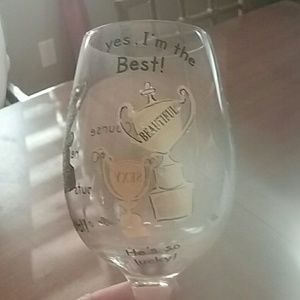 Lolits Wine Glass